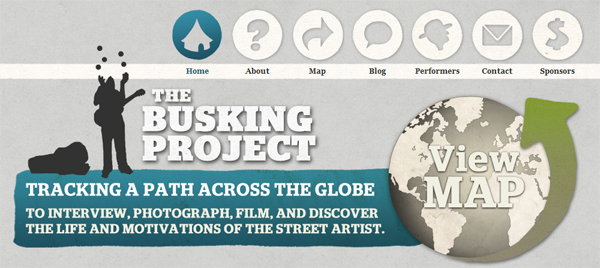 Planning for a Global Busking Documentary