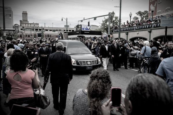 B.B. King's Funeral