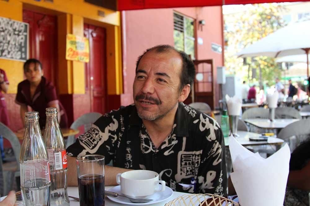 Freddy Charango