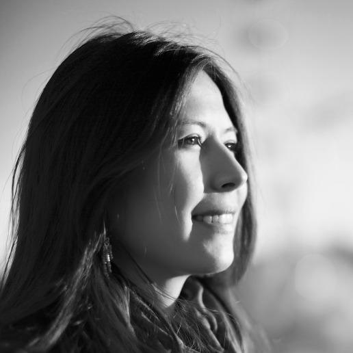 Liliana Maz, de la Fundación Arte y Cultura de Calle