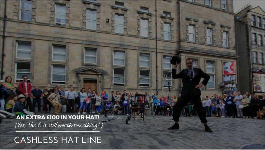 Win £100 hat line competition