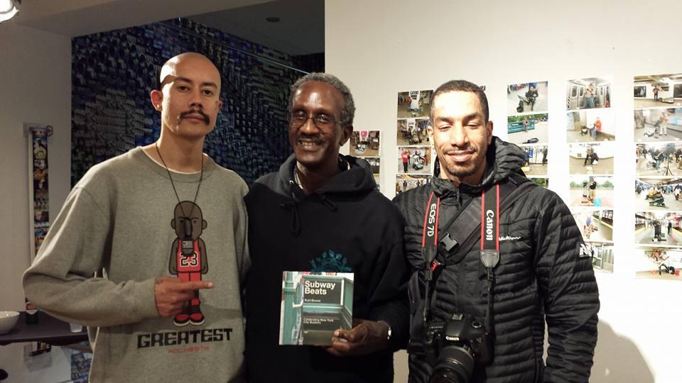 Kurt Boone Launches Subway Beats in NYC