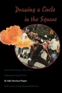 Drawing a Circle in the square, one of the best busker books out there