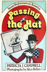 Passing the hat, one of the best busker books out there