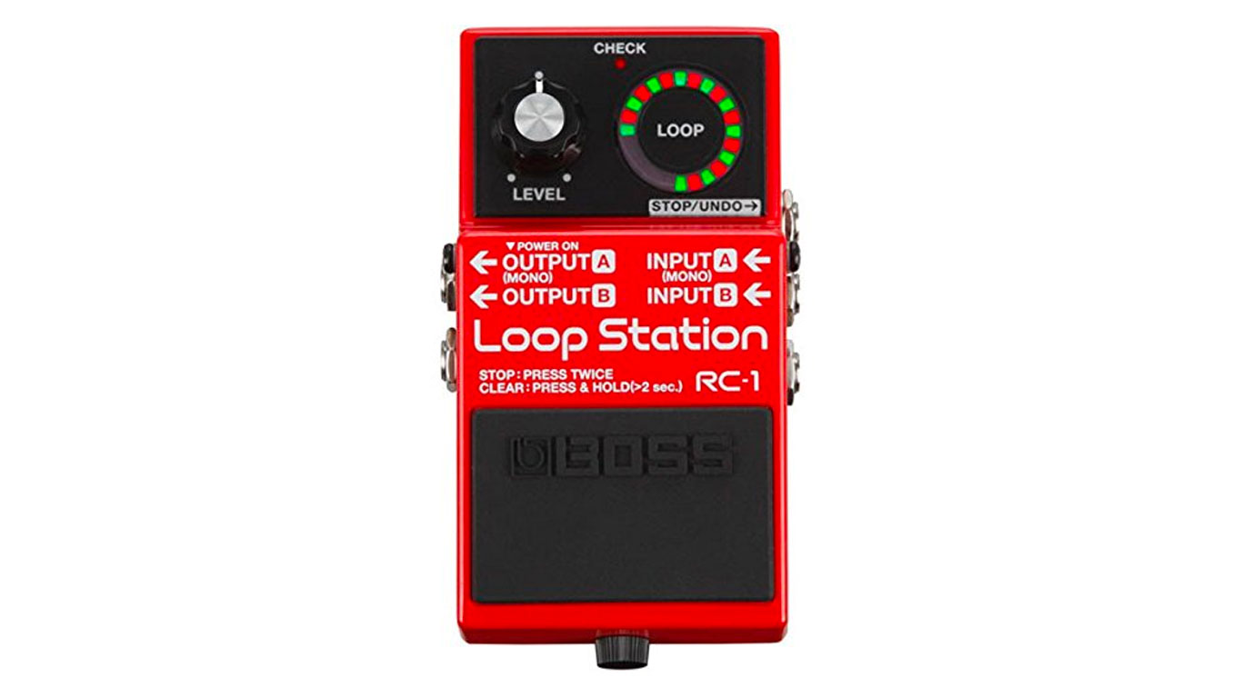 an honest review of the 9 best looper pedals for busking the busking project. Black Bedroom Furniture Sets. Home Design Ideas