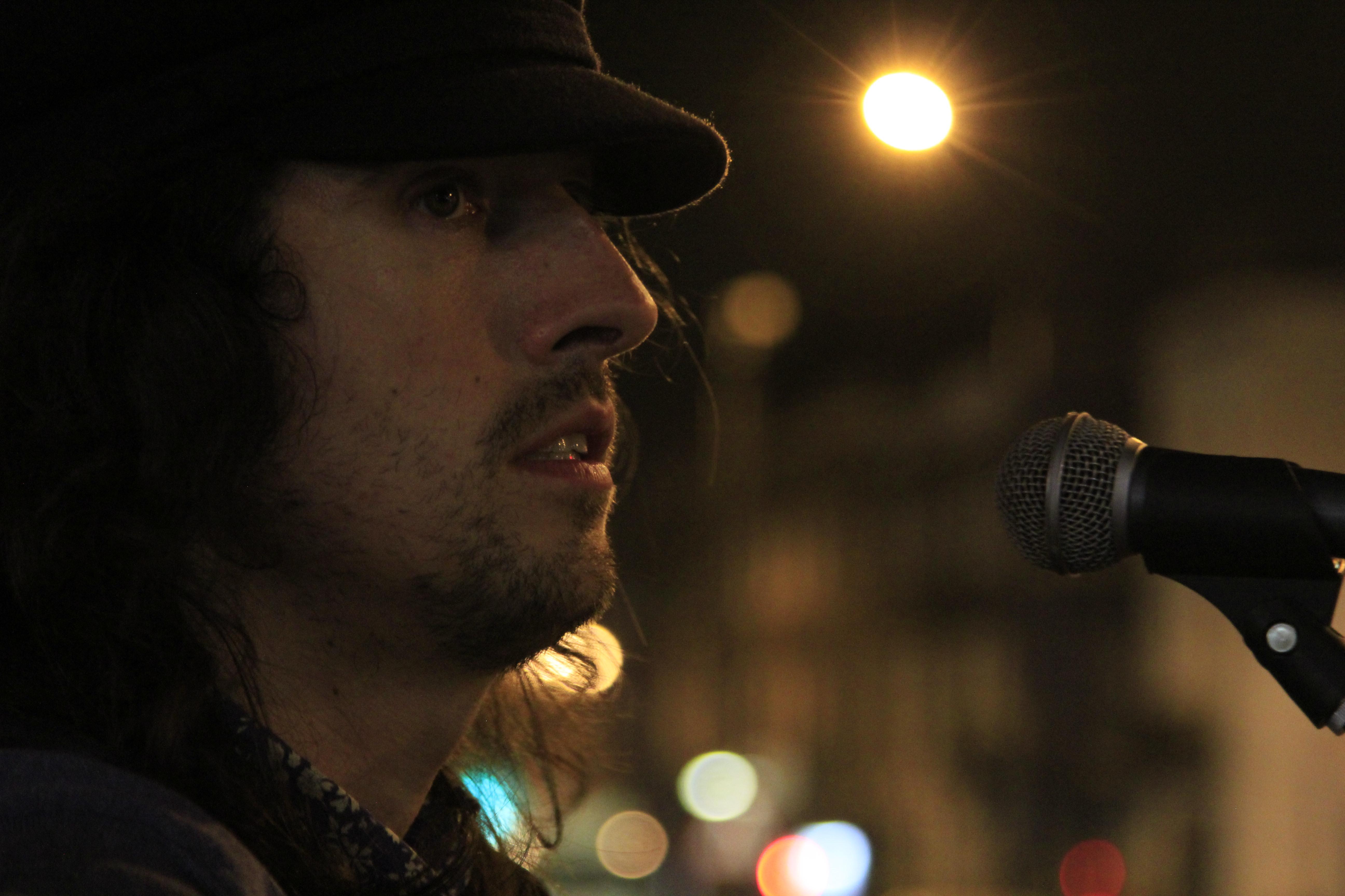 Jonny Walker in Camden